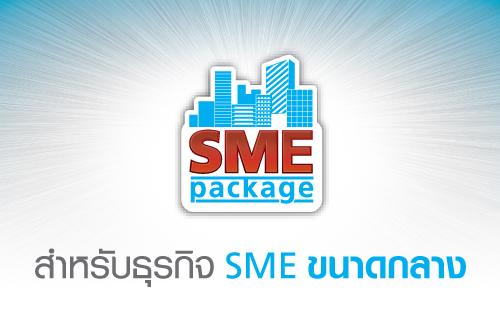 สำหรับธุรกิจ SME ไซส์ M